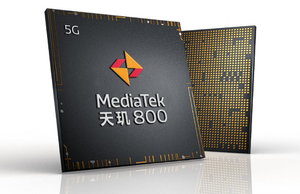 MediaTek Announces 800 5G Chipset For Mid-Range Smartphones