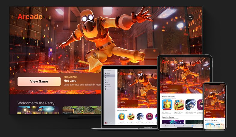 Apple Arcade annual subscription now available for $50