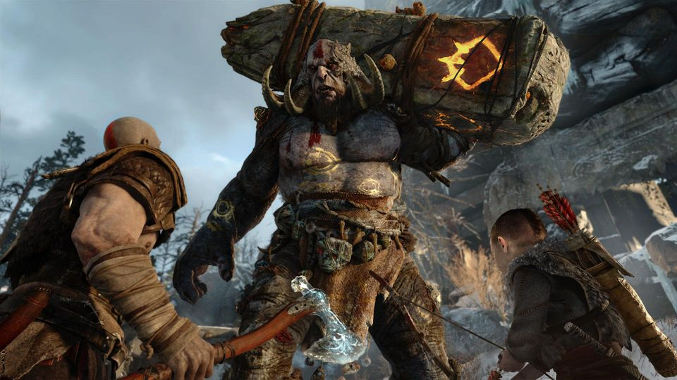 God of War giveaway DLC available for limited time on PS Store