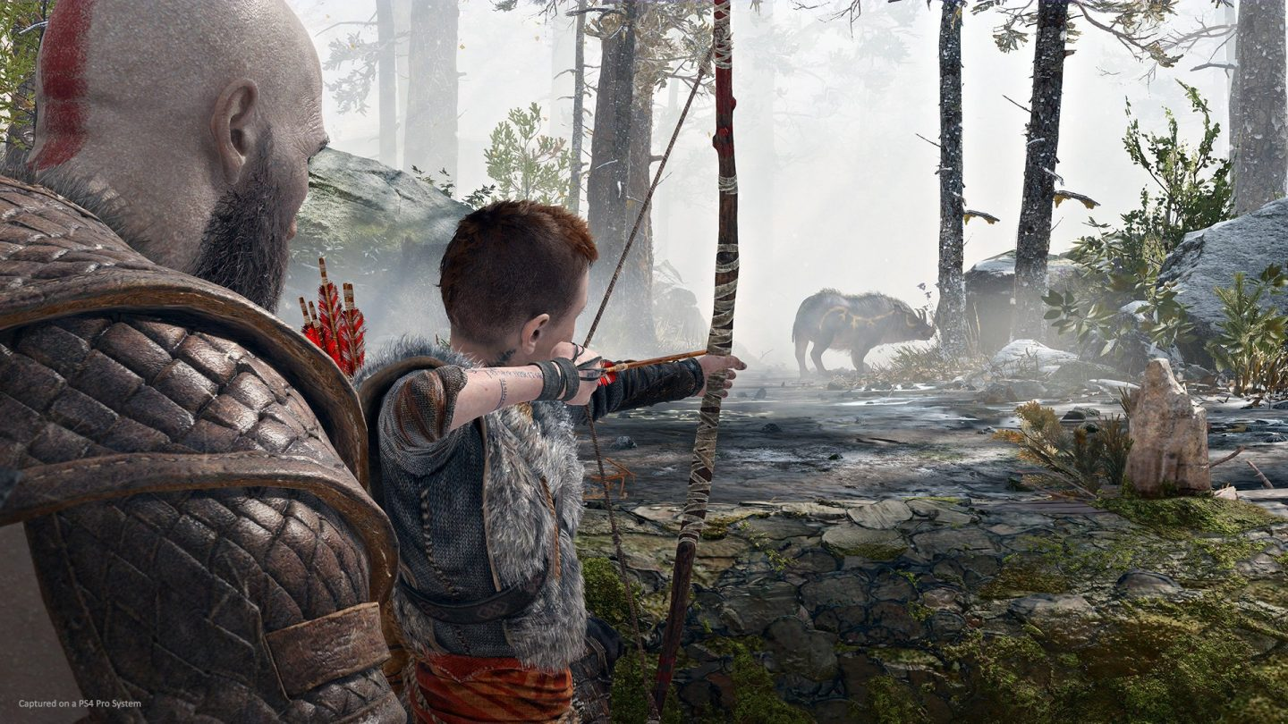 Next God of War storyline could focus on Kratos and Faye