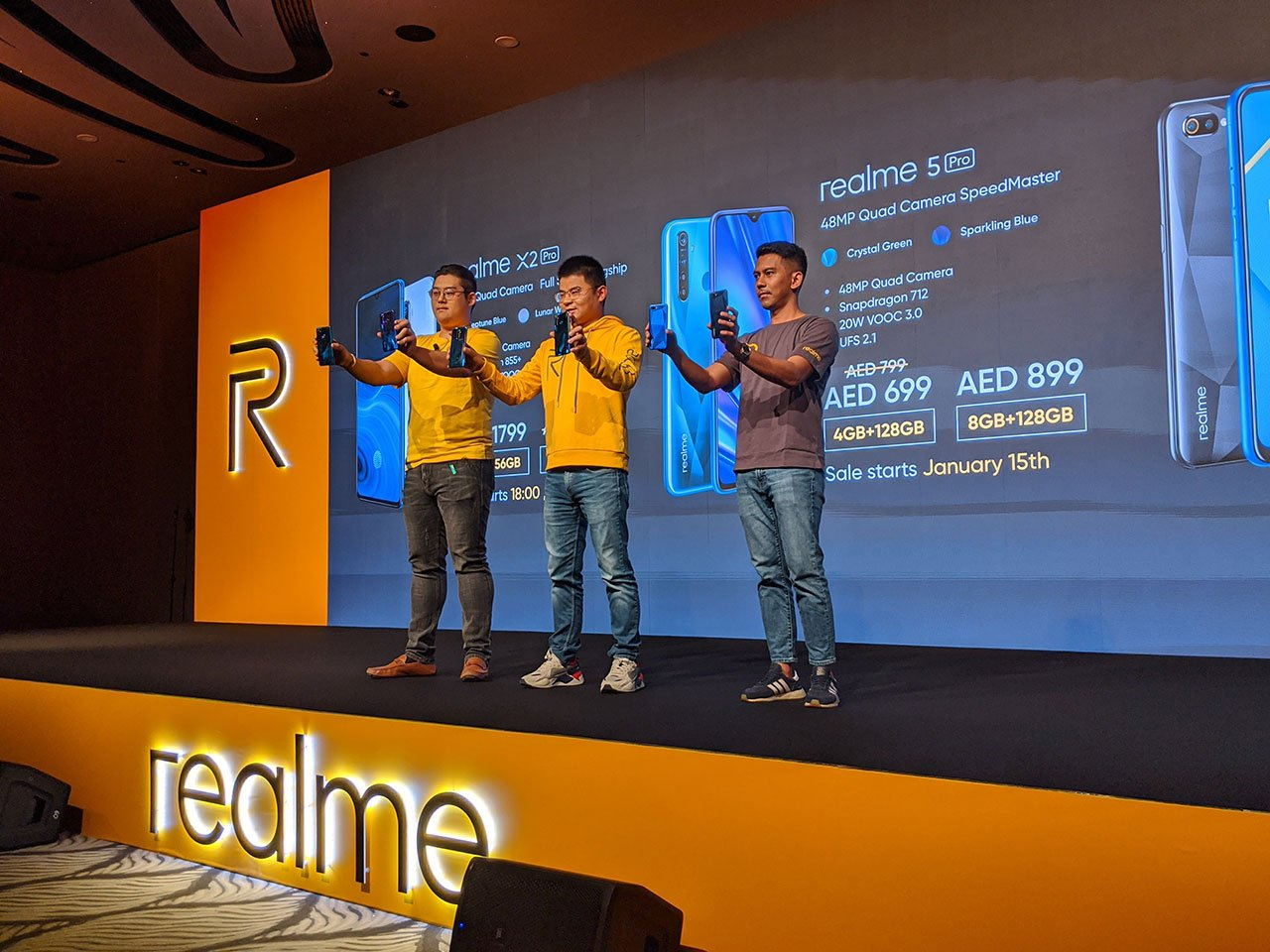 realme Officially Launched in the UAE