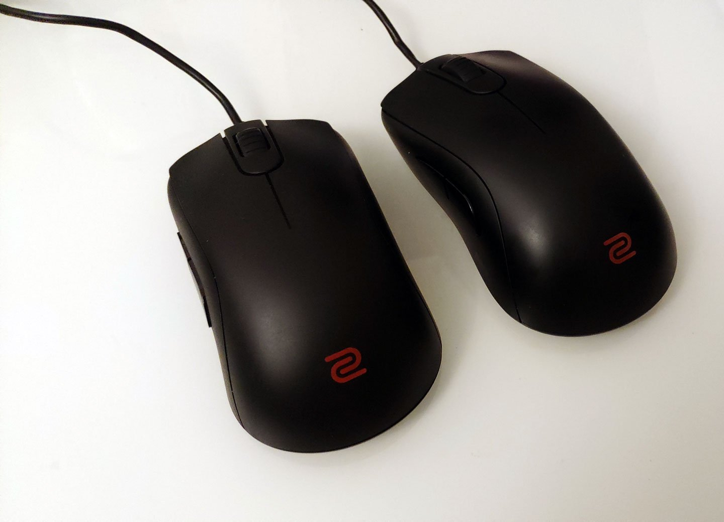 Review: BenQ Zowie S1 & S2 Gaming Mouse