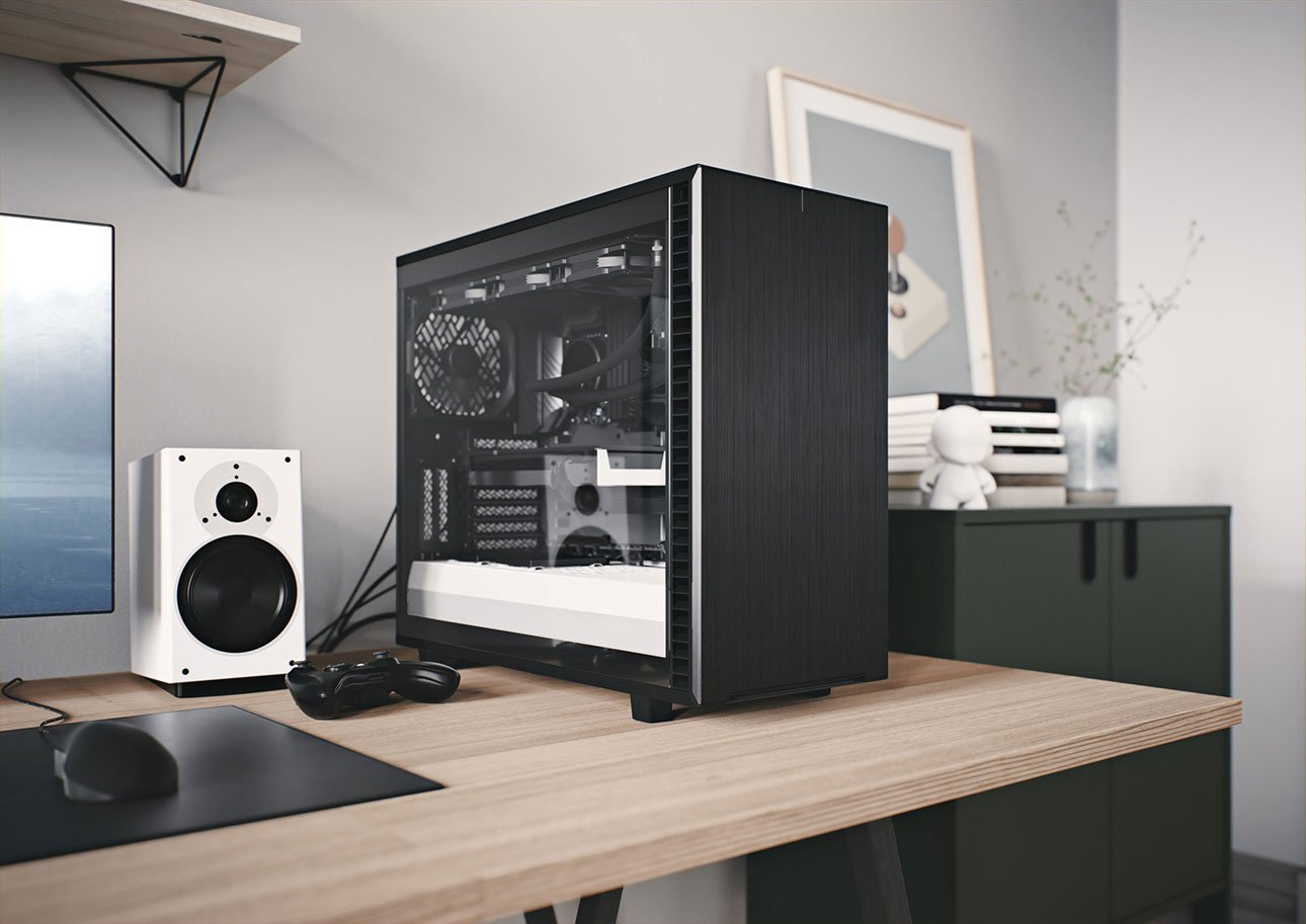 Fractal Design launches Define series: 7 and 7 XL