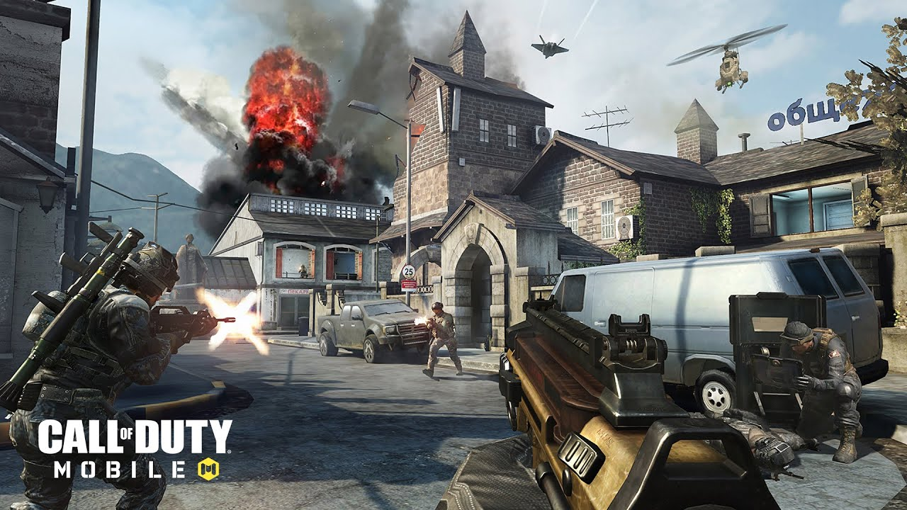 Call of Duty Mobile: Aiming for the perfect streak