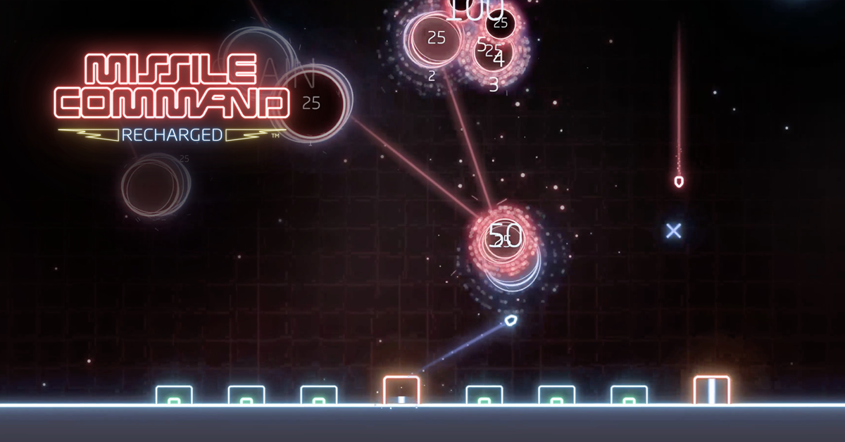 Missile Command: Recharged is now available on the App Store and Google Play