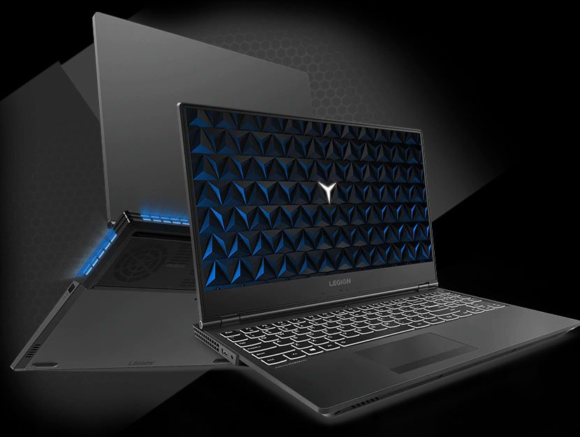 2020 Lenovo Legion Gaming Lineup to Feature latest Nvidia GPUs and 10th Gen Intel Processors