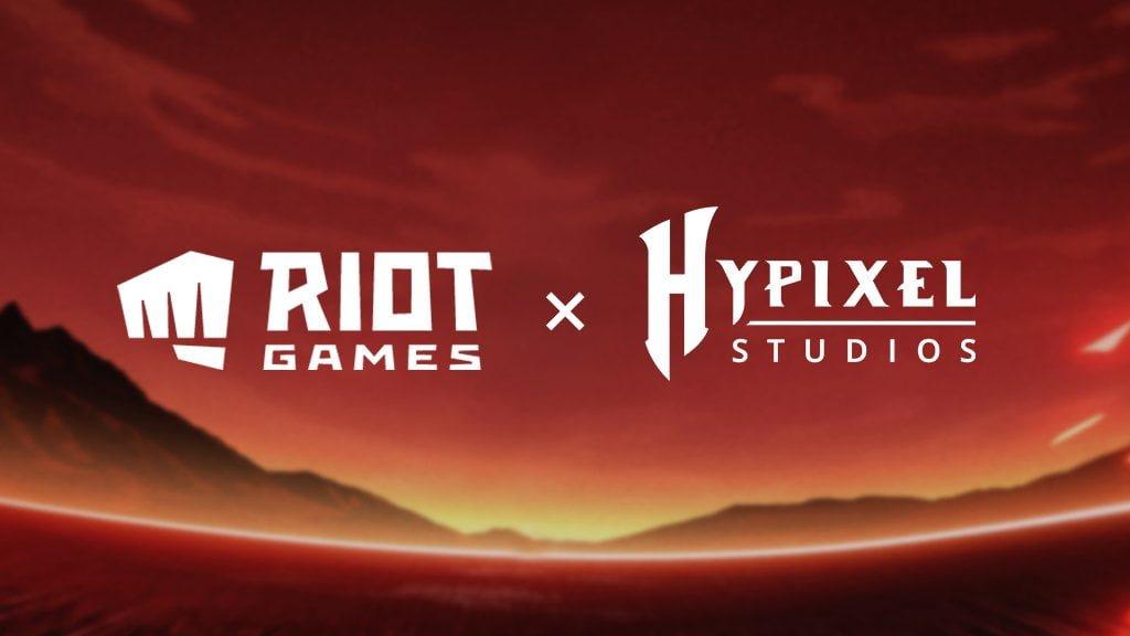 Riot Games Acquires Hypixel Studios, Developer of Hytale