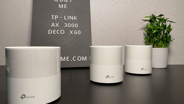 TP-Link Deco X60 AX3000 WiFi 6 Mesh Router Review