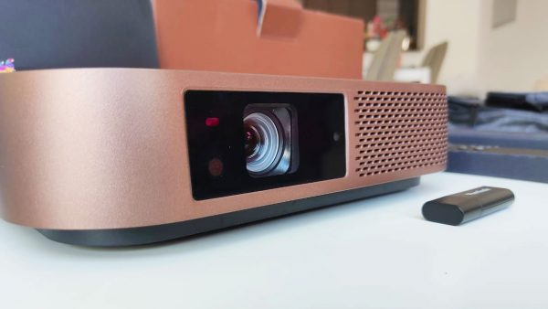 ViewSonic M2 Smart Portable LED Projector Review