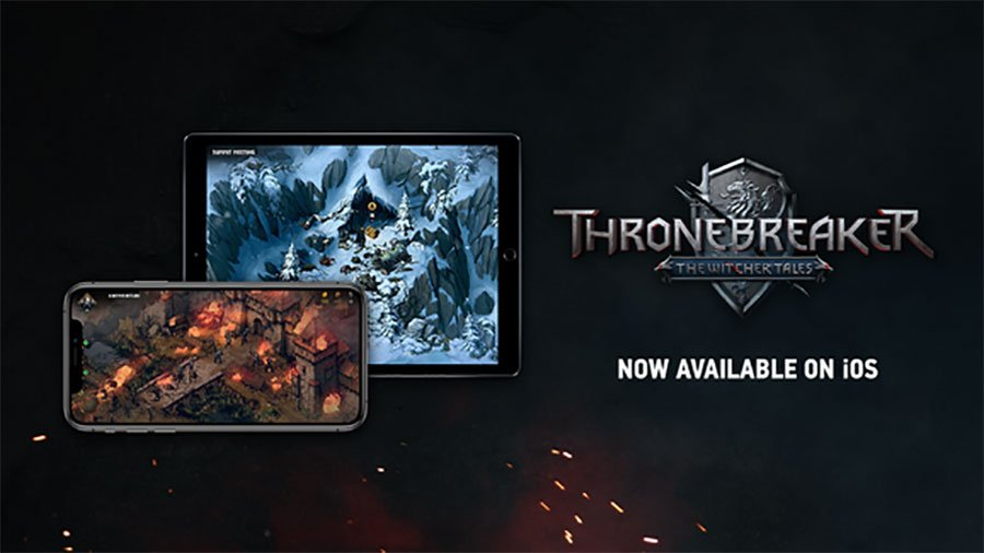 Thronebreaker is now available on iOS