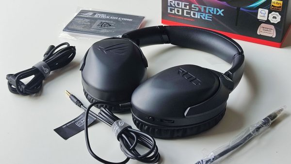 ROG Strix Go Core 3.5mm Gaming Headset Review