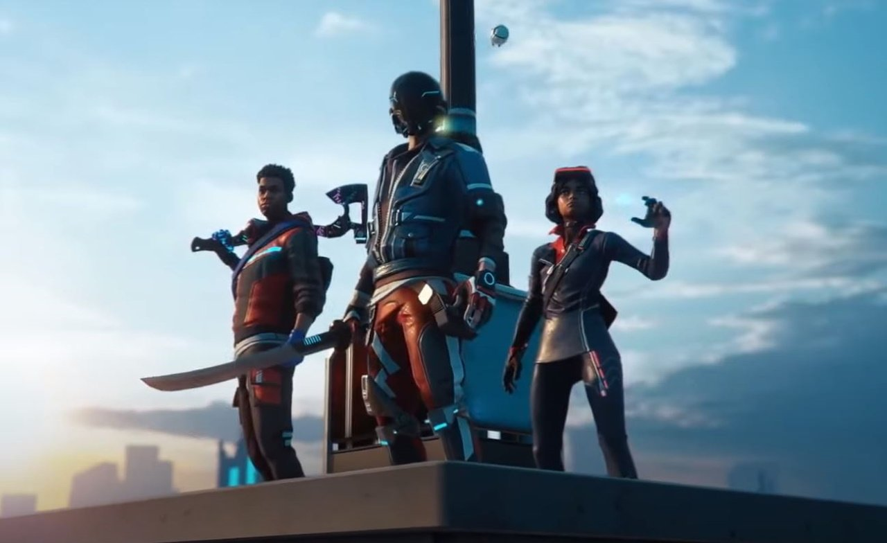 Ubisoft Forward: Is Hyper Scape the Next Big Battle Royale?