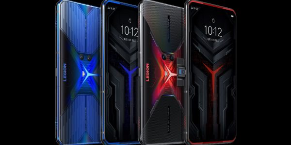 Lenovo launches Legion Phone Duel