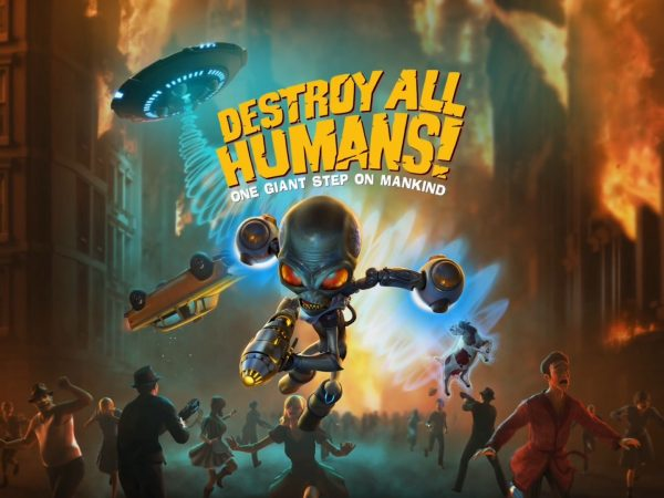 Destroy All Humans! Review: It Came From Outer Space