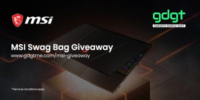 MSI Swag Bag Giveaway