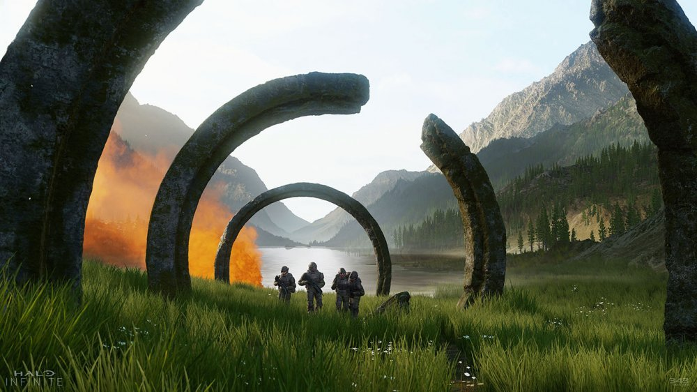 Everything we know so far about Halo Infinite