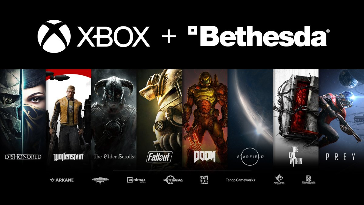 Microsoft acquires Bethesda and ZeniMax for $7.5B