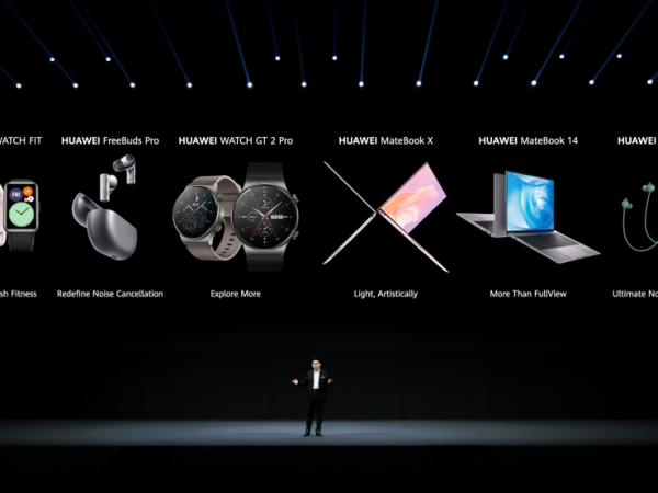 Everything Announced at Huawei Seamless AI Life