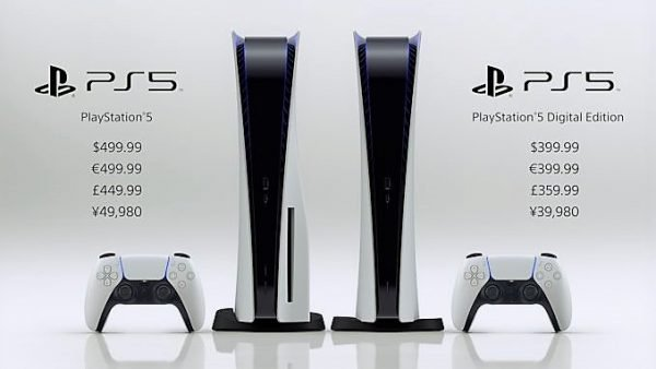 Playstation Fights Back: PS5 Pricing & Launch Date Revealed