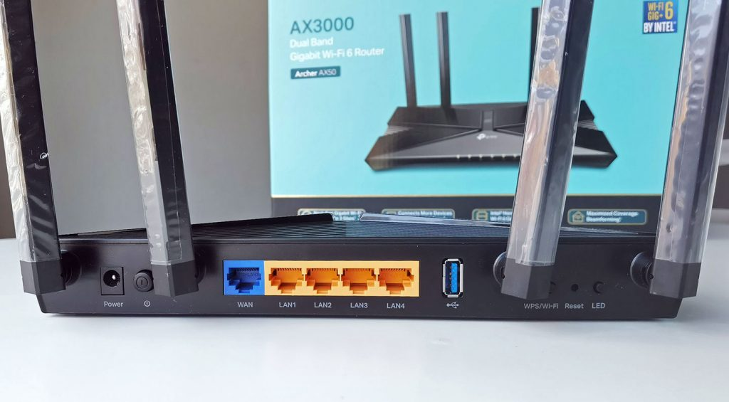 TP-LINK ARCHER AX50 REVIEW