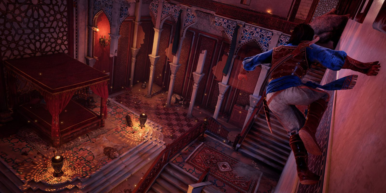Why the Prince of Persia remake didn't quite land