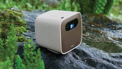 BenQ GS2 Review: Portable LED Projector