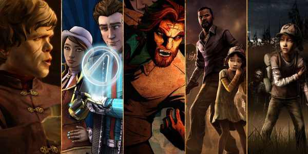 The Rise & Fall of Telltale Games