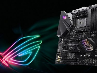 ASUS announces new ROG Strix, TUF and Prime B450 Motherboards