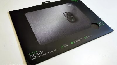 Razer Acari Review
