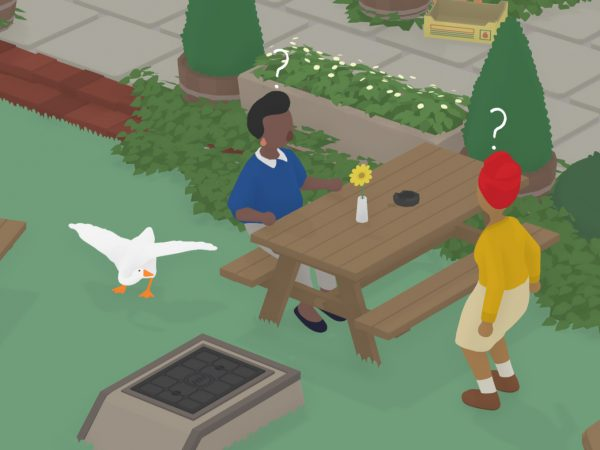 Untitled Goose Game Review: Goosey's Day Out