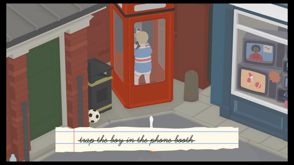 Untitled Goose Game Review: Gooesy's Day Out