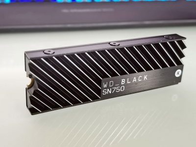 WD Black SN750 NVMe SSD Review