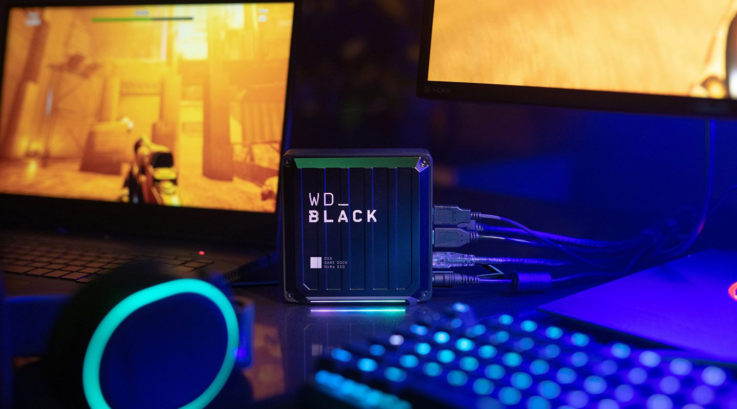 Western Digital expands WD_BLACK portfolio in the Middle East