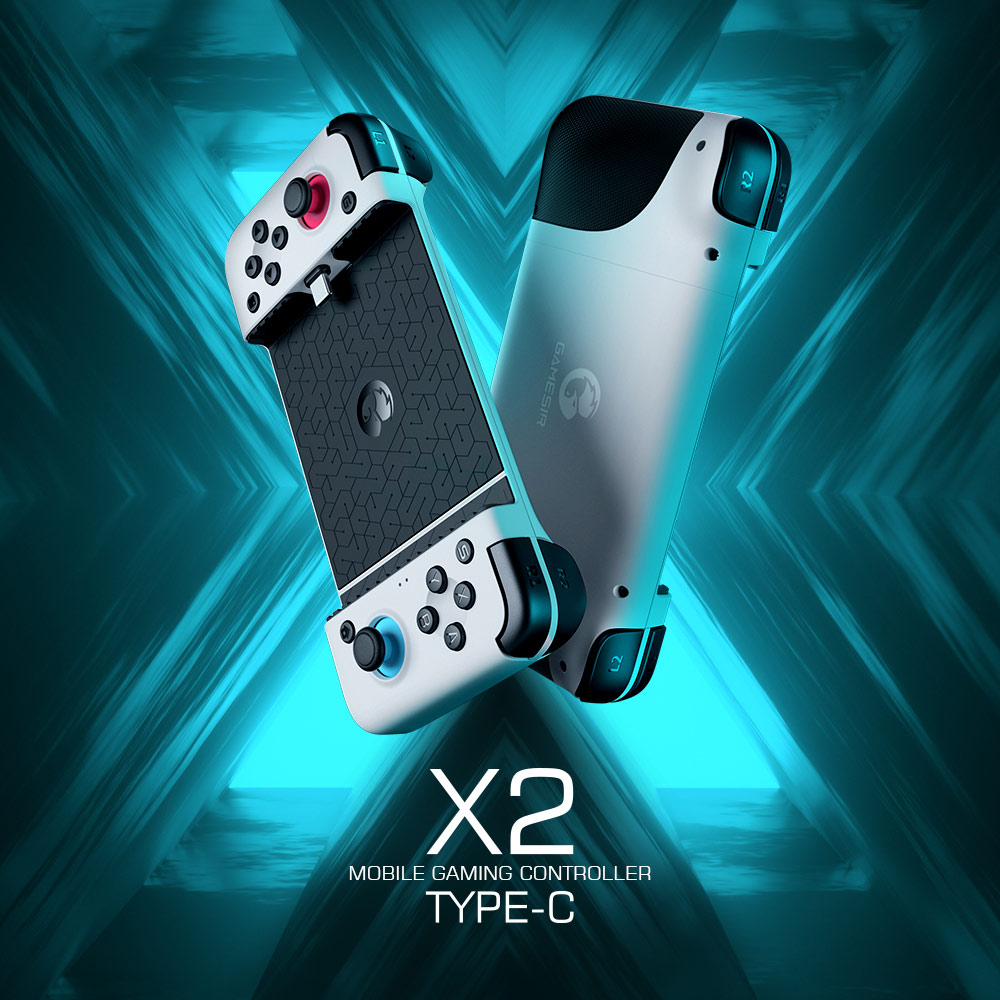 Gamesir announces X2 Mobile Controller