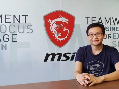 An exclusive interview with MSI's Ben Su