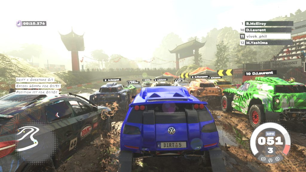 DIRT 5 Review: Dirty Drifting