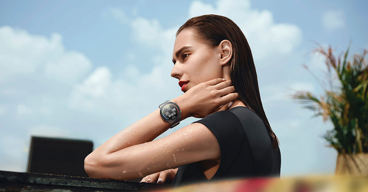 Huawei Watch GT 2 Pro launches in the UAE