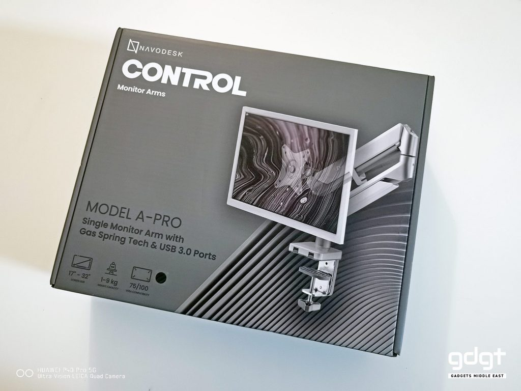 Navodesk Control Monitor Arm Review
