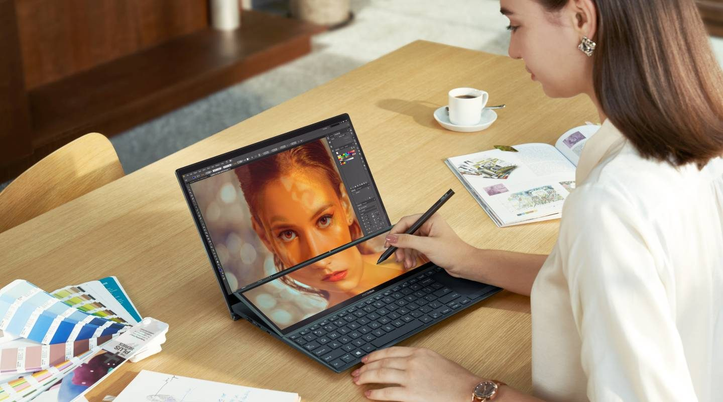 ASUS ZenBook Duo 14 UX482 launches in the UAE