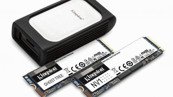Kingston Previews New NVMe SSD Lineup