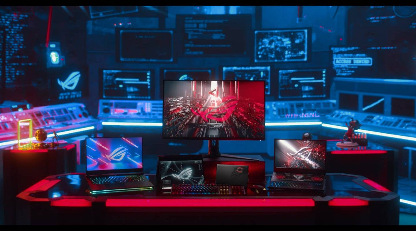 ASUS ROG announces new lineup of gaming laptops