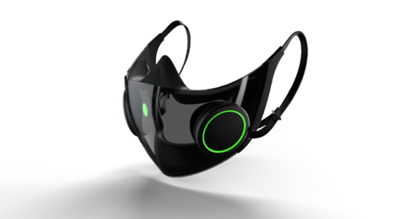 Razer unveils smart mask and gaming chair concept designs at CES 2021