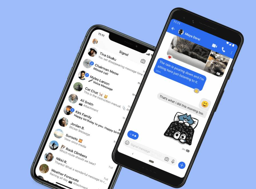 4 WhatsApp alternatives in 2021