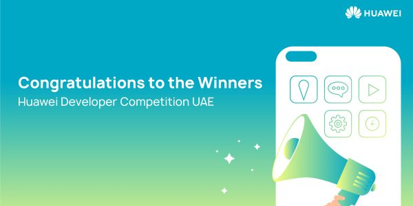 UAE winners of Huawei Developer Competition 2020 announced