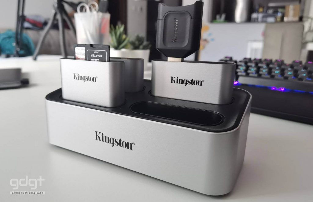 Kingston Workflow Station Review