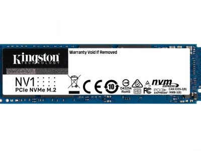 Kingston Digital Ships NV1 NVMe PCIe SSD