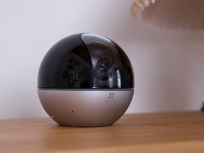 EZVIZ launches C6W smart home camera in the UAE