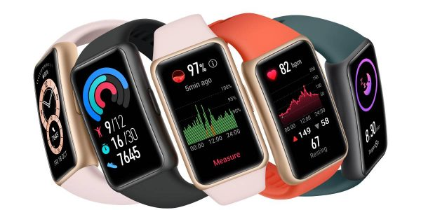 HUAWEI Band 6 launches in the UAE