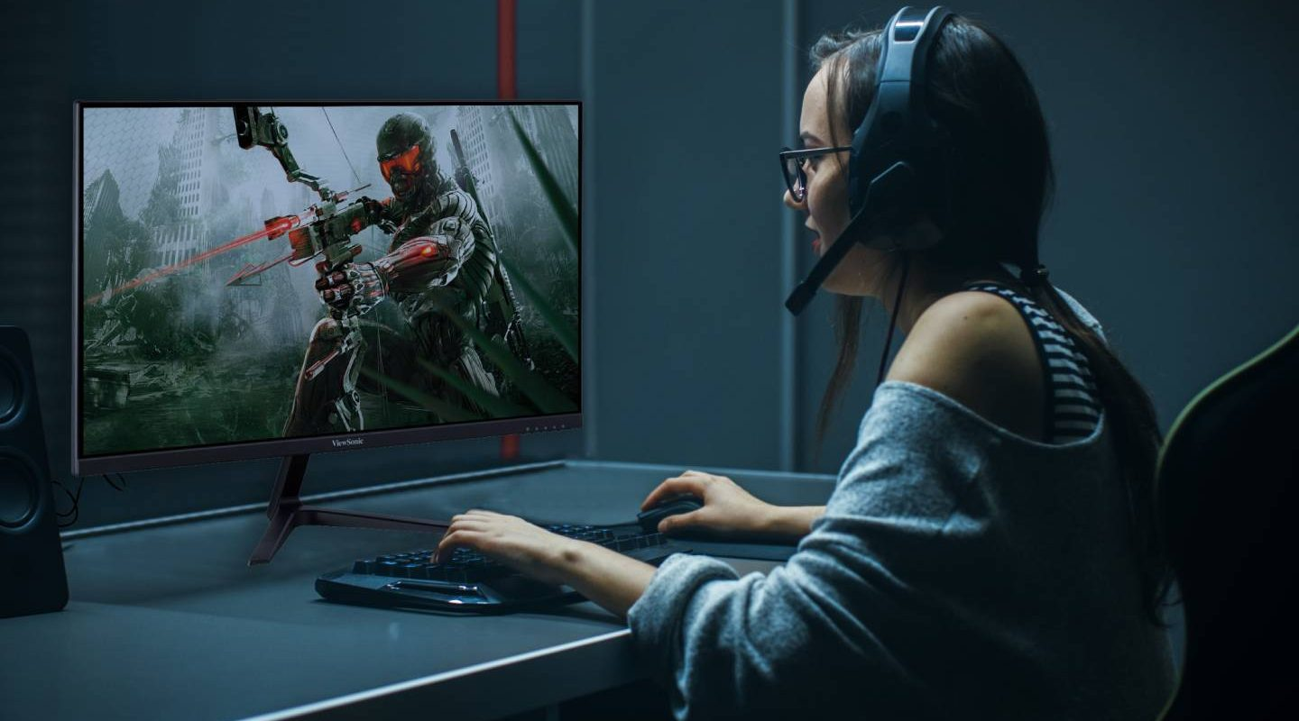 ViewSonic Unveils VX18/VX19 Monitor Series Designed for Gaming