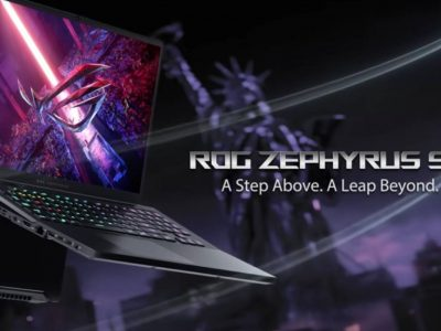 ASUS Unveils Gaming Laptops with RTX 3050 and 3050 Ti